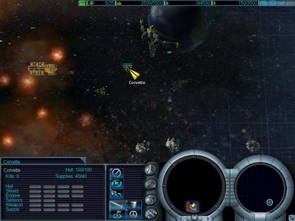 Conquest Frontier Wars to strategia czasu rzeczywistego, której akcja