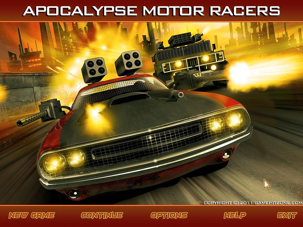 Apocalypse Motor Racers to wyścigi samochodowe. I wcale nie takie